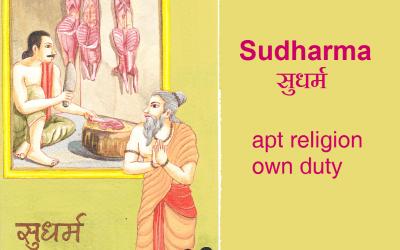 Sudharma
