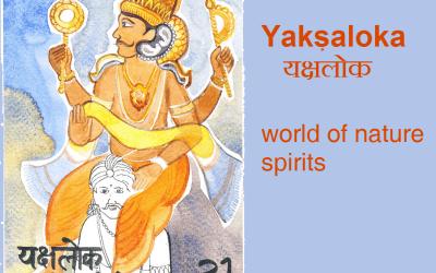 Yakṣaloka